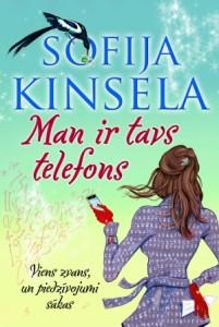 "Sofija Kinsela ""Man ir tavs telefons"""